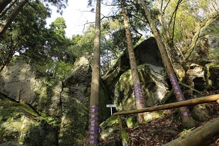 信長の隠れ岩 - 03