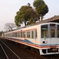 Photos: 関東鉄道キハ2300形 常総線小絹駅にて