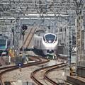 E657系特急ときわ72号1072急勾配下って東京接近