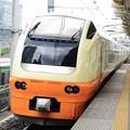 Photos: さいたま新都心通過のE653系いなほ編成