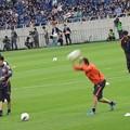 Photos: ボールを投げるうっちー2