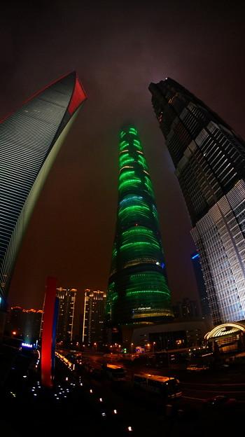 上海 浦東