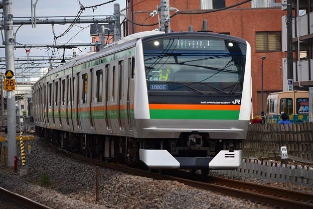 E233系3000番台。