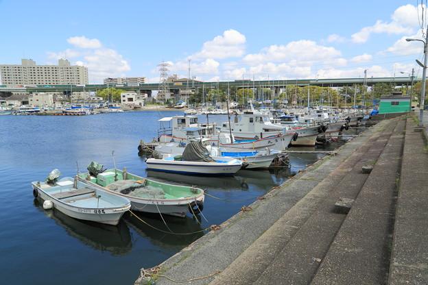 堺・出島漁港