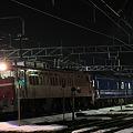 12月31日下り日本海 EF81108