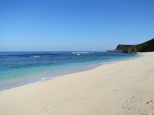 与那国島・ウブドゥマイ浜
