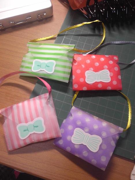 クリスマス 折り紙 折り紙 ラッピング : matome.naver.jp