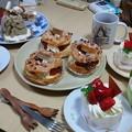 Photos: ケーキ祭り始まるよ!!!