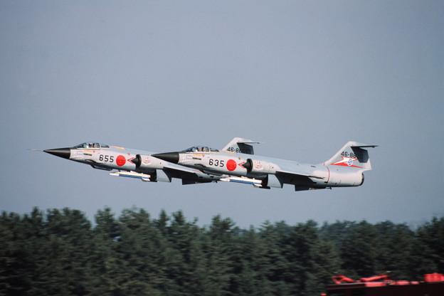 F-104J 46-8635+655 207sq KMQ 1984Nov