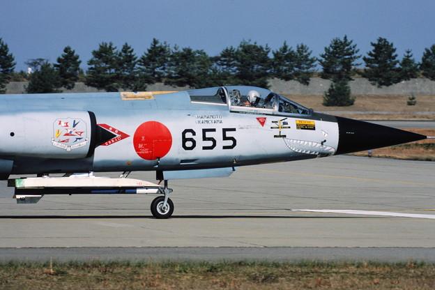 F-104J 46-8655 Nose 84Nov