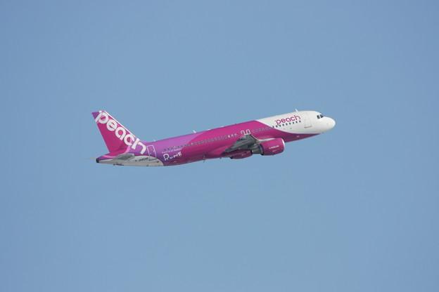 A320 Peech2代目Rune JA804P