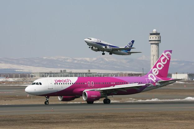 A320+B737-500