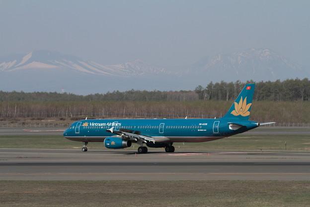 A321-200 VN-A335 Vietnam Airlines