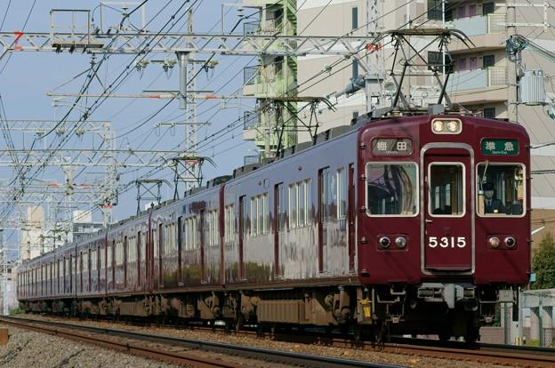 Photos: 阪急5300系