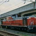 Photos: DD51 1191単機