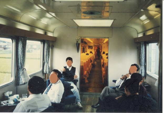 Tobu 1720 interior