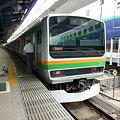 Photos: JR東日本E231系横コツK-31編成