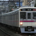 京王7000系(7703F+7803F) 特急新宿行き