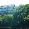 Photos: 新緑のGWに瀬戸の村祭りに遭遇~シーサイドペンション前~