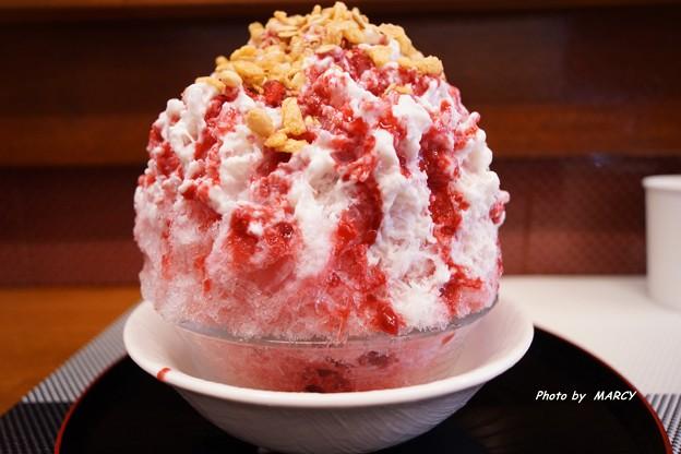 さくら氷菓店@ミックスベリー(ヨーグルト)