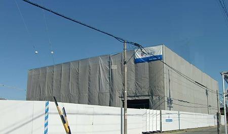 遠鉄ストア フードワン高林店 平成24年5月15日 開店予定で店舗建設中-231025-1