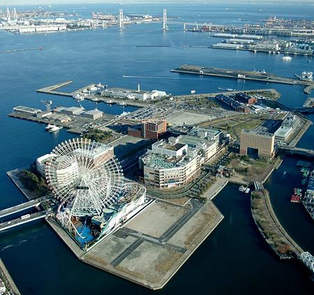 横浜ランドマークタワー 眺望 2011-231219-1
