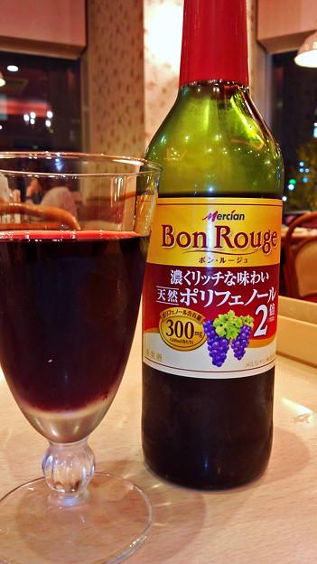 ジョナサン ( 成増駅前店 )   ボトルワイン ( 赤 )