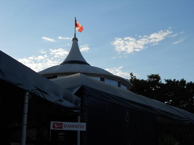 クーザ テント