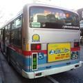 写真: 京急バスNB1782 - KC4A6078