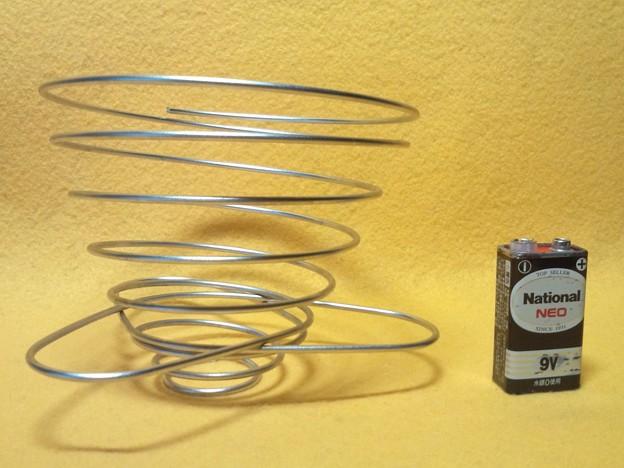 バネ式 コーヒー ドリッパー アウトドア 金属 製品