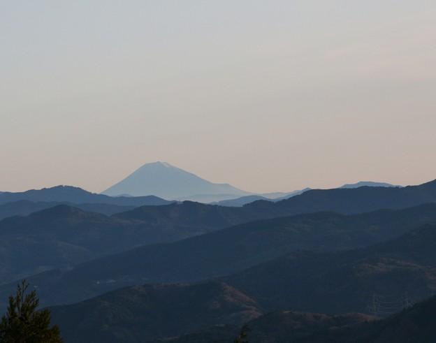 富幕山へ今年☆トミー88回登頂