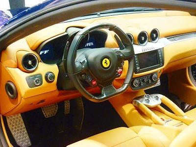 10フェラーリ内部