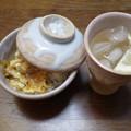 Photos: IMGP4242ジムビーム&親子丼