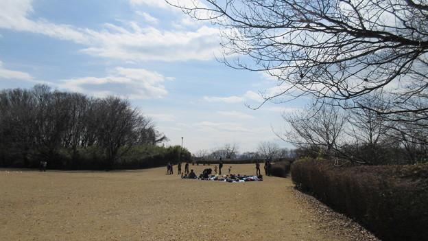 片倉城(八王子市営 片倉城跡公園)