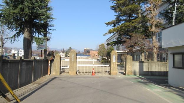 上田城 中屋敷/古屋敷(上田市立清明小学校)