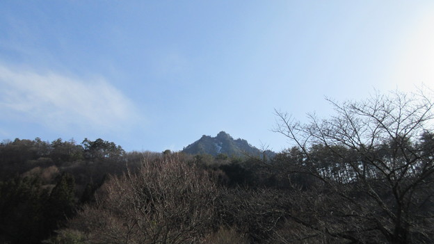 独鈷山(上田市)