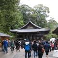 写真: 金閣寺(北山 鹿苑寺。京都市)