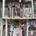 Photos: 二葉姫稲荷神社 末社(京都市北区)
