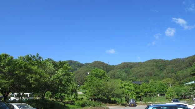 五郎山(伊那市高遠町)