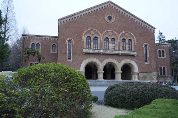 一橋大学 校内散歩