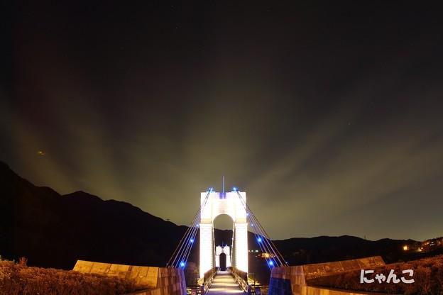 Photos: ~風の吊り橋~