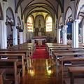 写真: カトリック神ノ島教会(7)