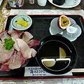 道の駅松浦海のふるさと村(6)大ぶり丼500円