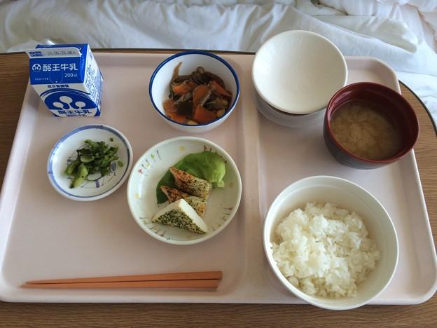 20150525朝食