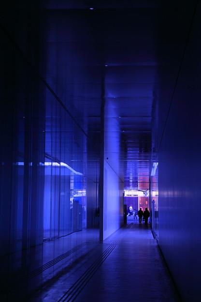 金沢21世紀美術館 通路