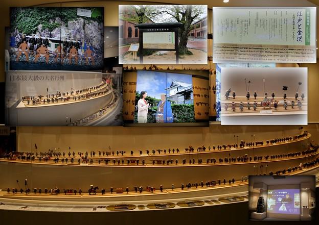 石川県立歴史博物館  加賀藩の大名行列