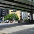 Photos: 日本橋橋上の高速道路橋桁