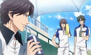新テニスの王子様 第7話「ゼロからのスタート」