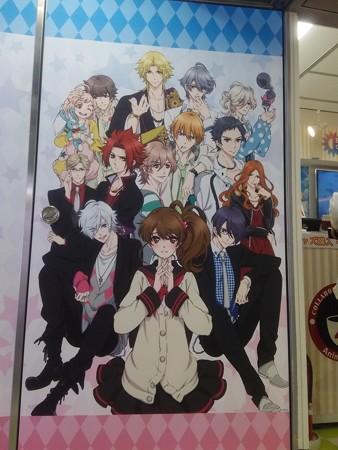 BROTHERS CONFLICT×アニメプラザカフェとカラオケマックに行ってきました。
