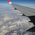 Photos: 雪山。